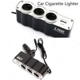 CLR055 – 3 SOCKET USB