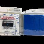 DN019-A -DOOR GUARD LIGHT BLUE-SQURE