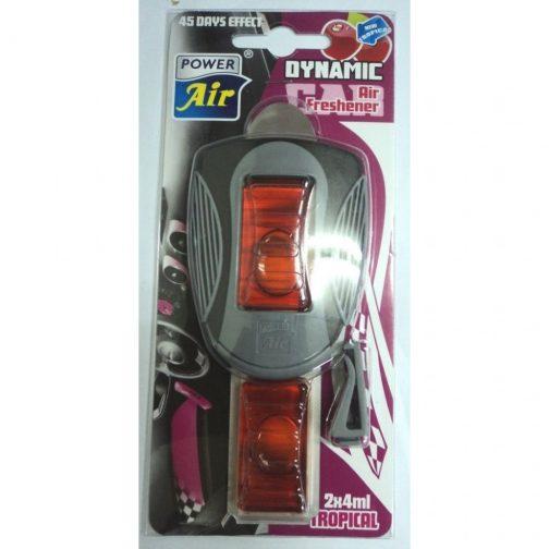 PowerAir Dynamic Vent Freshener - carmart.ae