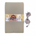STC503-A – 38*8.2 WHITE TPR RING (BEIGE) SEWING TYPE