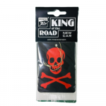 AF874-B-KING OF THE ROAD-RED
