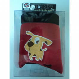 DH107 – LITTLE DOG MULTI HOLDER RED/BLACK