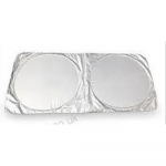 SS048-Sun Shade FRONT -WHITE