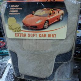 CM151-CAR.MAT PORSCHE CANYON 4PCS/SET