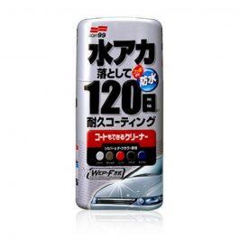 BS490 – COATING & CLEANING LIQUID WAX -SILVER & DARK 500ML – JAPAN