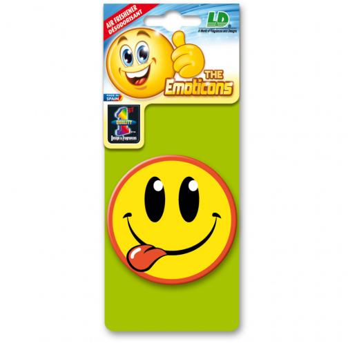 L&D Air Freshener The Emoticons - carmart.ae
