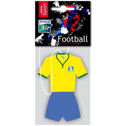 PowerAir Football Dress Brasil - carmart.ae
