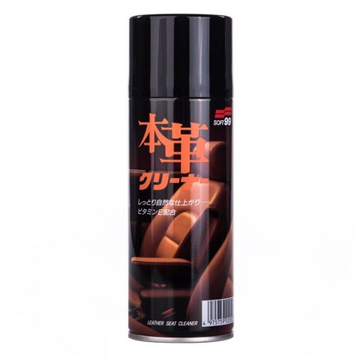 BS249-SOFT 99 LEATHER SEAT CLEANER - carmart.ae