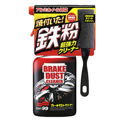 SOFT99 BRAKE DUST CLEANER 400ML -carmart.ae