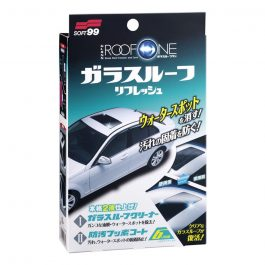 BS374-SOFT99 GLASS ROOF ONE-CLEANER & COAT 40+20ML