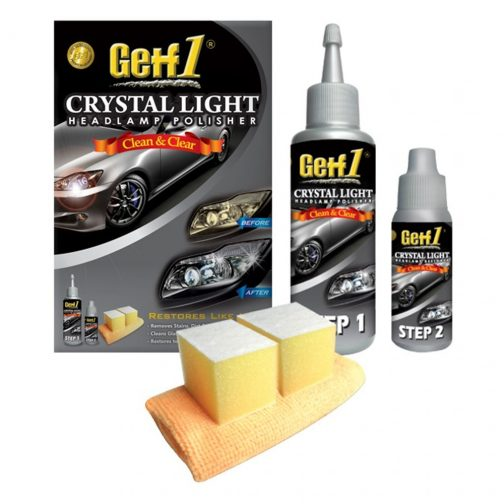 Getf1 New Crystal Light Headlamp Polisher Restoration - carmart.ae