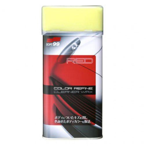 SOFT99 COLOR REFINE RED 530ML - carmart.ae
