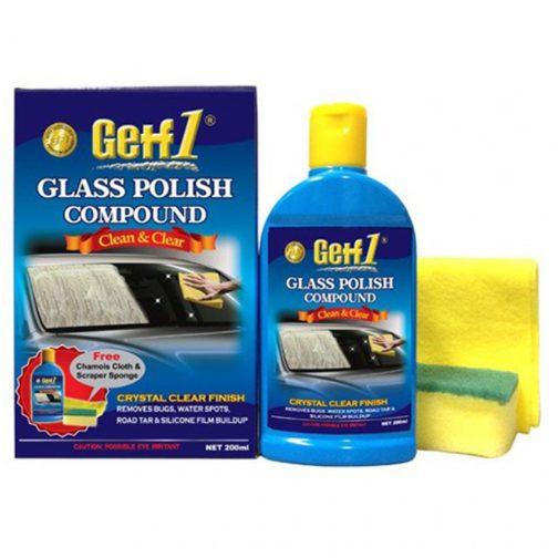 Getf1 Glass Polish Compound - carmart.ae