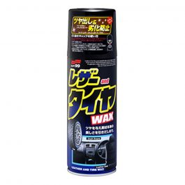 BS518 – SOFT99 LEATHER & TIRE WAX