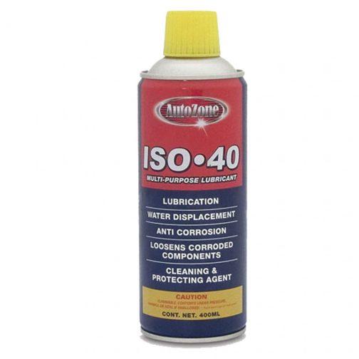 Autozone IS0.40Multi-Purpose Lubrication Spray 400ml - carmart.ae