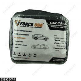 CBC074 – FORCE USA LARGE PVC CAR BODY COVER