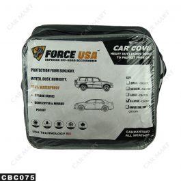 CBC075 – FORCE USA X LARGE PVC CAR BODY COVER