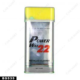 BS535 – POWER WAX 22 META CLEAN 530ML