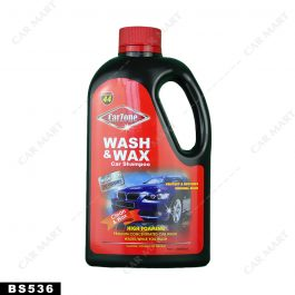 BS536 – CARZONE WASH & WAX SHAMPOO 1L