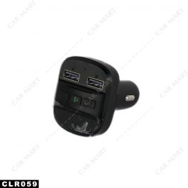 CLR059 – CAR MP3 WIRELESS CHARGER