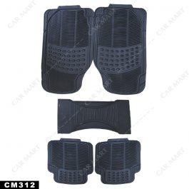 CM312 – BYSON PVC CAR MAT 5PCS/SET BLACK/BEIGE/GREY